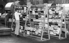 Kanban in the 1960s