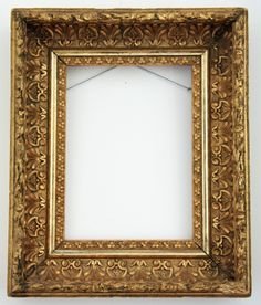 A #vintage #picture #frame can be spruced up with a new mirror to give it a new life!