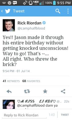 We now know Jasons b-day!