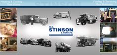 O Stinson & Son is one of the largest fuel and lubricant distributors in Eastern Ontario and Western Quebec for residential & commercial fuels. Fuel Oil, Heating And Cooling, Ottawa, The Expanse, A Team, Division, Ontario, Sons, Commercial