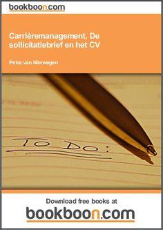 Tips en adviezen voor het schrijven van sollicitatiebrieven en een geweldig CV!