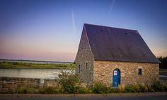 Golfe du Morbihan.  Moulin à marée de Noyalo |  Brittany