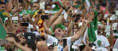 Groupe H : Russie 1 - 1 Algerie - Coupe du monde - Brésil 2014