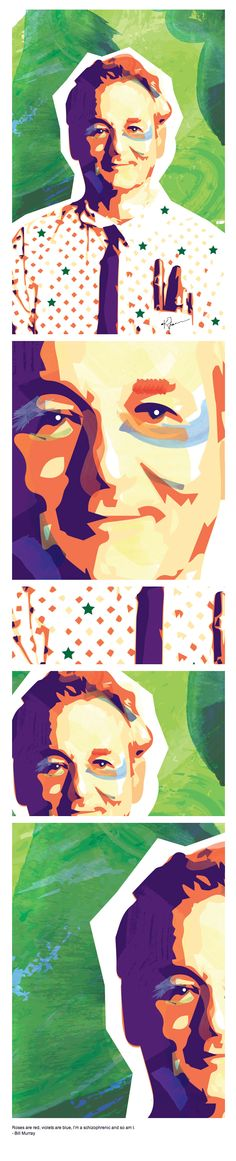 #BillMurray #illustration #design