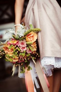 .: wedding bouquet :.