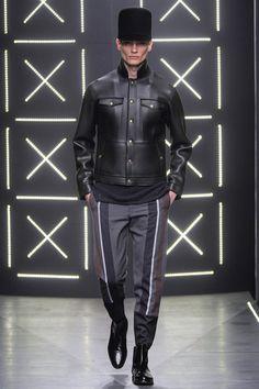 Robert Geller Fall 2014 Menswear Collection Slideshow on Style.com