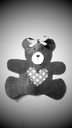 bear with polka dots. ;)