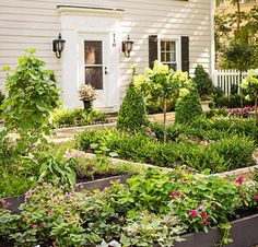 23 Gorgeous Front Yard Garden Ideas - Page 4 of 5 - Home Epiphany