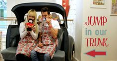 JUMP IN OUR TRUNK AT 180 PICCADILLY TO WIN A ROAD TRIP GOODY BAG - Closes 7th July