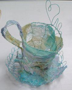 Finished Teacup by priscillajones, via Flickr