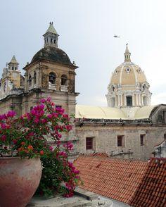 San Pedro Claver Temple - Cartagena de Indias - Colombia
