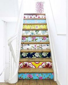 beautify those stairs