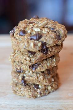 Help boost your milk supply. Flourless Lactation Cookies: Monster Cookie Style | Organic Mama Cafe