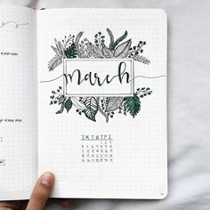 Flower Drawings Bullet journal monthly cover page, March cover page, flower drawings. Bullet Journal Wishlist, Bullet Journal Simple, Bullet Journal Doodles, Bullet Journal Weekly Spread, Bullet Journal September, Bullet Journal Cover Ideas, Bullet Journal Quotes, Bullet Journal Cover Page, Bullet Journal 2020