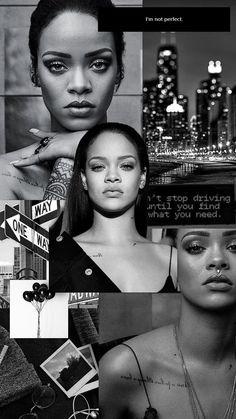 Mode Rihanna, Rihanna Love, Rihanna Riri, Rihanna Style, Bad Girl Wallpaper, Mood Wallpaper, Cute Wallpaper Backgrounds, Cute Wallpapers, Rihanna Images