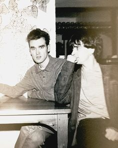 The Smiths unseen shots The Smiths Morrissey, Moz Morrissey, Johnny Marr, I Love Him, My Love, Martin Gore, New Wave, Charming Man, Old Music