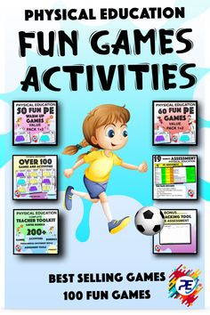 Fun and Simple Easy to Play Games and Activities for Teacher Physical Education Lesson Plans, Elementary Physical Education, Physical Activities, Elementary Schools, Motor Activities, Increase Knowledge, Teacher Toolkit, Pe Games, Kindergarten Lesson Plans