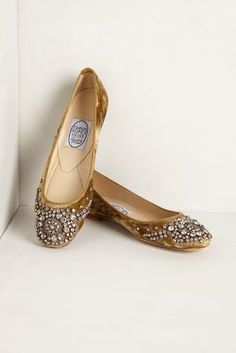 Regalia Ballerinas from Anthropologie. Saved to Things I want as gifts. Shop more products from Anthropologie on Wanelo. On Shoes, Me Too Shoes, Flat Shoes, Bridal Shoes, Wedding Shoes, Ballerina Shoes, Ballet Flats, Types Of Shoes, Pumps