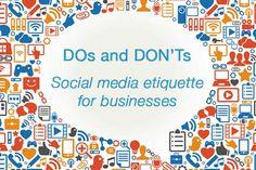 Social Media Etiquette 101 | Queen Bee Consulting