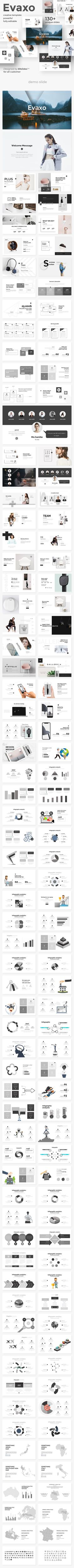 Evaxo Creative Powerpoint Template