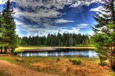 HDR Pohorje - Black Lake #4