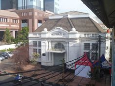 The Nedhandel NV building in Bandung
