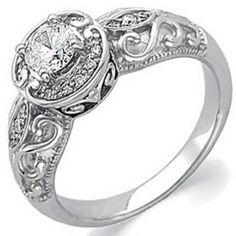 Antique  Engagement Ring