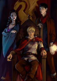 Merlin 2, Merlin Show, Merlin Series, Merlin Fandom, Merlin And Arthur, Writing Fantasy, Fantasy Art, Nerd Herd, Fan Art