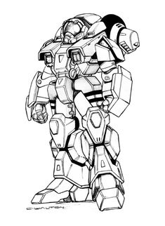 Voltron Force Coloring Pages Are Now Up For You To Print