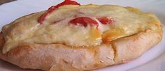 jpg a lovely pizza like dough filled with cheese an egg and slice of tomato - Gf Recipes, Greek Recipes, Food Network Recipes, Food Processor Recipes, Cooking Recipes, Greek Bread, Greek Pastries, The Kitchen Food Network, Appetisers