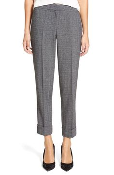 James Jeans Slouchy Crop Trousers available at #Nordstrom