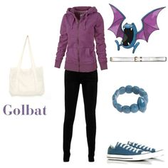 Golbat (Pokemon) Inspired Outfit