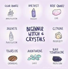 Which crystals are on your wish list? From … Which crystals are on your wish list?salach More from my site Wiccan Witch, Magick Spells, Wicca Witchcraft, Wiccan Magic, Wiccan Art, Witchcraft For Beginners, Wicca For Beginners, Baby Witch, Eclectic Witch