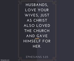 Bibles verses about marriage.