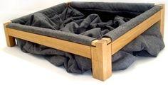 Diggable dog bed!!