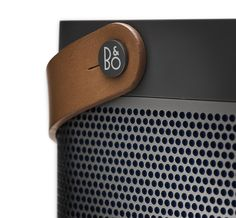 B PLAY Beolit 12 with airplay by Bang & Olufsen Product Design - materialmix und lochblech Id Design, Pattern Design, Graphic Design, Smart Home Technology, Bang And Olufsen, 3d Models, Tecno, Textures Patterns, Industrial Design