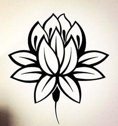 Lotus Flower Buddhism Buddha Wax Seal Stamp