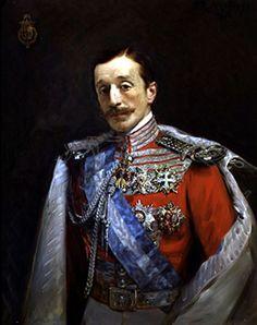 Raimundo de Madrazo - Retrato de Carlos María Fitz-James Stuart, XVI Duque de Alba