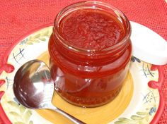Make and share this Red Pepper Savory Jam recipe from Food.com.