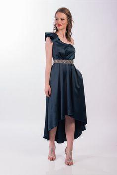 High Low, Casual, Dresses, Fashion, Embroidery, Vestidos, Moda, Fashion Styles, Dress