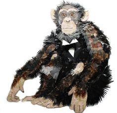 Monkey Suit by karen Nicol