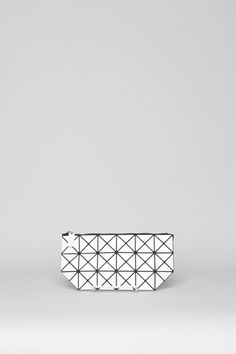 Bao Bao by Issey Miyake - Lucent Clutch - White