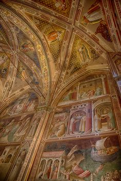 Basilica di Santa Croce, Florence, Italy--ITALIA by Francesco -Welcome and enjoy- frbrun Renaissance Architecture, Art And Architecture, Pisa, Emilia Romagna, Firenze Italy, Florence Tuscany, Byzantine Art, Cathedral Church, Visit Italy