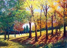 Under The Canopy by Tammy Cox in the FASO Daily Art Show