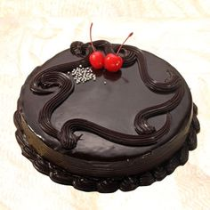 Chocolate Cake 500gms Just Rs 400 Home Delivery Birthday
