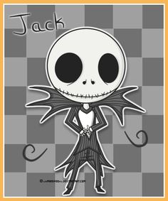 Jack Skellington is the maestro of Halloween. Description from bananascoop.com. I searched for this on bing.com/images