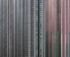 ✚ Hong Kong Skyscrapers, by Michael Wolf #michael #wolf #photographer #photography #colour #pattern #art #hong #kong #skyscrapers #concrete #towers #apartment #blocks #structures #exterior #facade #urban #architecture #density #vertical #city #asia #metropolises #amasian #amasia