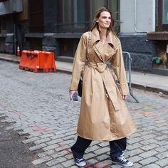 New York fashion week 2018 fall winter streetstyle