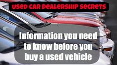 Here are some really good tips on what to look for when you purchase a used vehicle!  SHARE WORTHY!!!