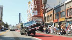 How the Lowriders of San Francisco Customize Their Cars Into Drivable Works of…